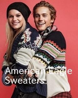アメリカンイーグル メンズ セーター カーディガン