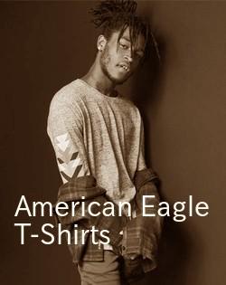 アメリカンイーグル メンズ Tシャツ ロンT
