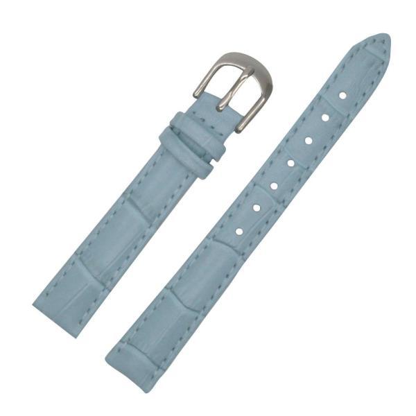 腕時計 ベルト 時計 替えベルト バンド 革ベルト empt Ladys レディース ピンク ブルー ホワイト 桃 青 白 12mm 14mm 16mm 革ベルト 替えバンド バネ棒外し|trendst|20