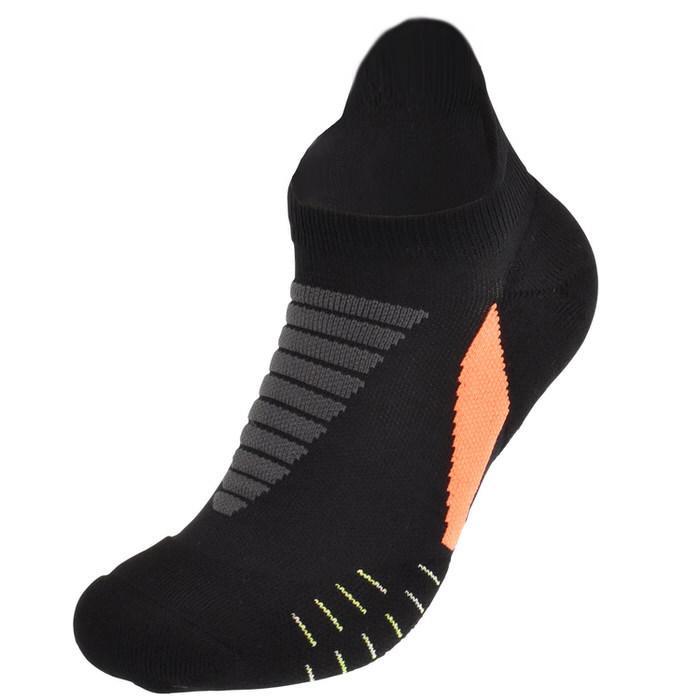 スポーツソックスメンズ 靴下 ソックス メンズ フリーサイズ ワンポイント マラソン ランニング ジョギング シンプル かっこいい 普段使い|trendst|21