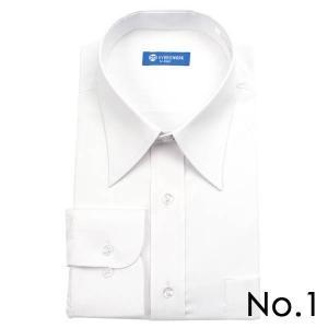 ストレッチシャツ メンズ ビジネス ノーアイロン 長袖 ストレッチ ワイシャツ Yシャツ 形態安定 形状記憶 ボタンダウン レギュラー|tresta|11