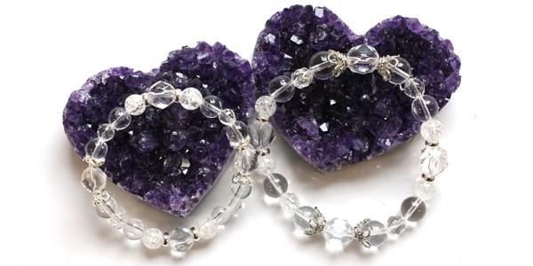 水晶,原石,パワーストーン,デザインブレス,イメージ2