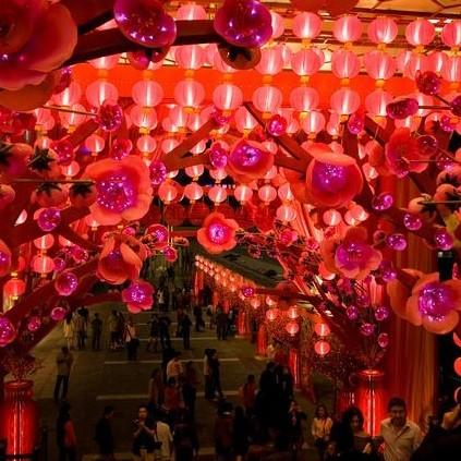 1月28日は、香港が一年でもっともキラキラ輝く日「旧正月」!
