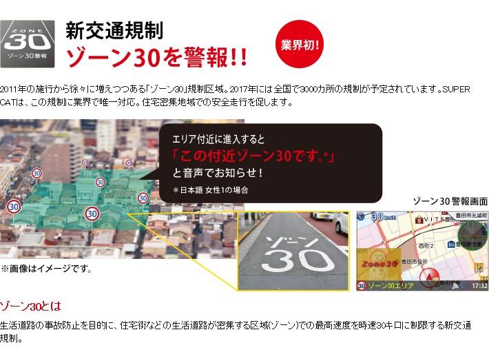 新交通規制 ゾーン30