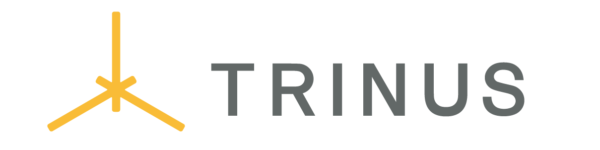 TRINUS store ロゴ