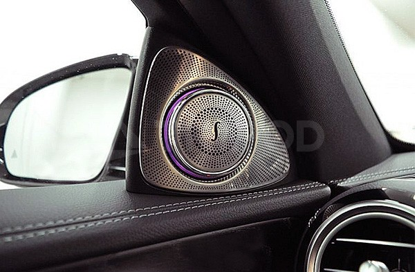 【BP-3HT】Mercedes-Benz 専用 3Dハイエンドツイーター