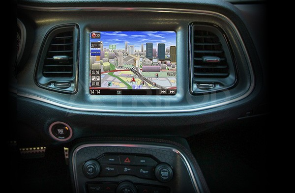 JEEP/DODGE Panasonic CN-F1SD専用 AVインターフェース Apple CarPlay搭載車