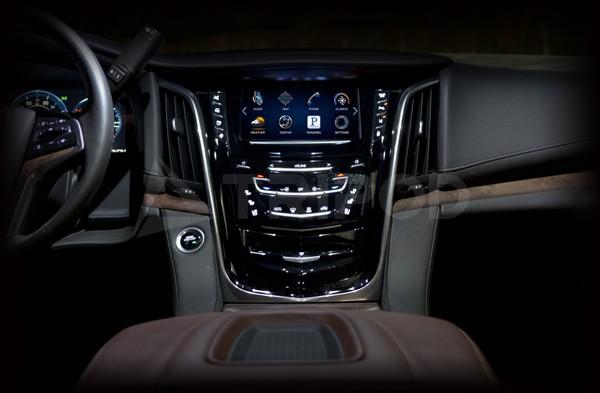 【CRUX | VIMGM-94M】2013y〜GM車 MYLink/CUEシステム搭載車両用テレビキャンセラー