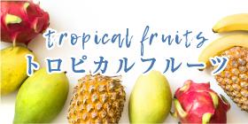 トロピカルフルーツカテゴリー