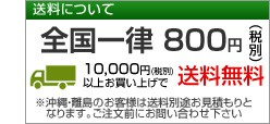 全国一律864円、10800円以上ご購入で送料無料
