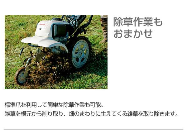 除草作業もおまかせ