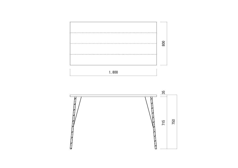 ダイニングテーブル5