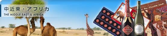中近東・アフリカお土産