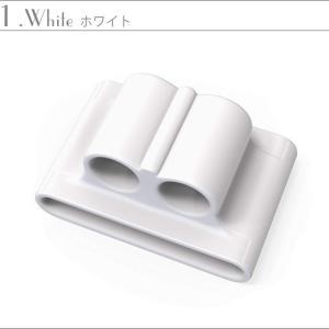 アップルウォッチ イヤホン シリコンホルダー Apple Watch AirPods Bluetooth ワイヤレスイヤホン Apple アップル|tsaden|06