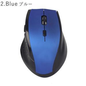マウス ワイヤレス マウス ワイヤレスマウス 無線 光学式 電池式 単四電池 高機能マウス 送料無料 tsaden 08