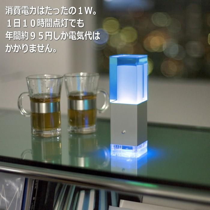 1日10時間点灯で電気代は年間たったの95円♪