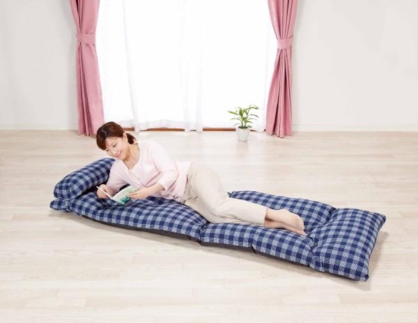 ベッドとマットレスは別々でも使えます
