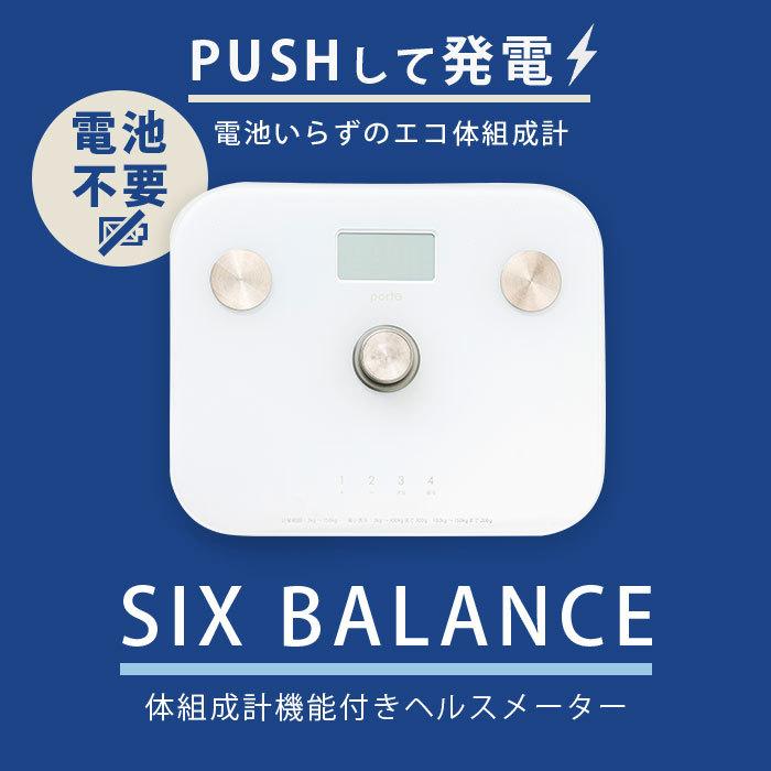 ヘルスメーター SIX BALANCE AIM-WS10