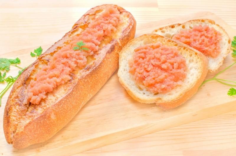 訳あり明太子 切れ子 明太フランスパン