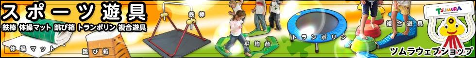 鉄棒、体操マット、跳び箱、トランポリン、ボールプール