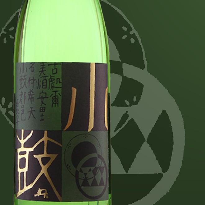 日本酒 小鼓 純米吟醸 ラベル