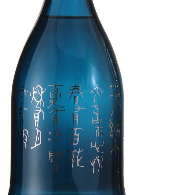 日本酒 小鼓 虚天楽 大吟醸 720ml ラベル