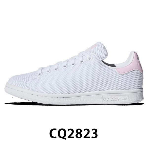 adidas Originals STAN SMITH W アディダス オリジナルス スタンスミス レディース スニーカー ホワイト ピンク CQ2823 ads98 【PR】|ttt-store|05