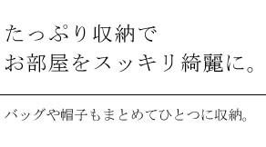 2段ハンガー