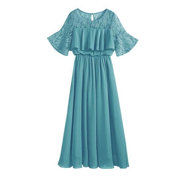 パーティードレス 結婚式 ドレス ロングドレス パンツドレス お呼ばれドレス 30代40代50代 マキシ丈 ワンピース ドレス dsp091|tyi|24
