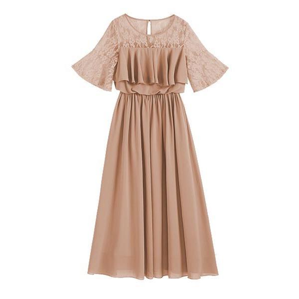 パーティードレス 結婚式 ドレス ロングドレス パンツドレス お呼ばれドレス 30代40代50代 マキシ丈 ワンピース ドレス dsp091|tyi|25