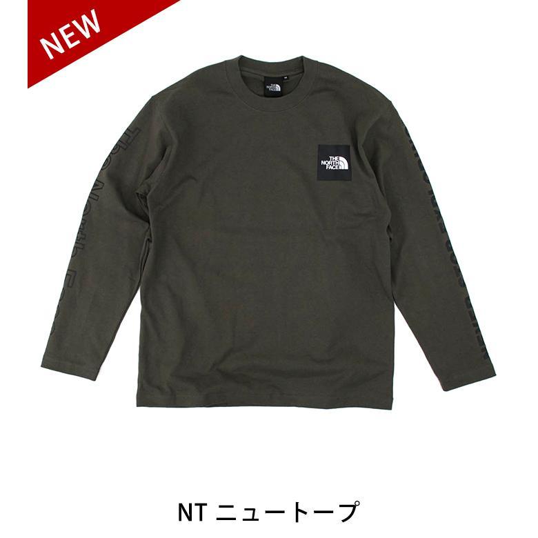 THE NORTH FACE ザノースフェイス メンズ ロングスリーブスリーブグラフィックティー(NT32042)(BASIC)|u-oak|15