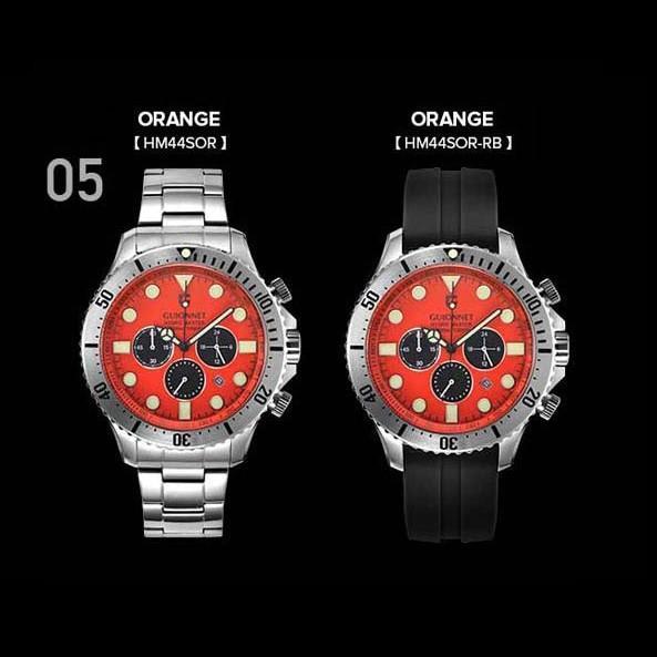 時計 人気 メンズ 腕時計 ダイバーズ クロノグラフ メンズ腕時計|u-stream|24