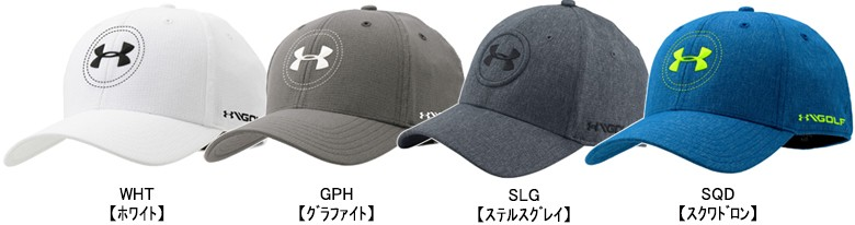 UA GOLF TOUR CAP 2.0〔AGF2619〕