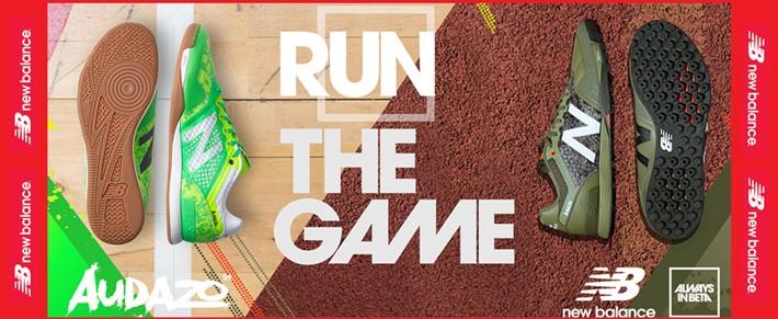 ニューバランス RUN THE GAME