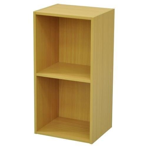 カラーボックス 2段 A4ファイル 収納 収納ケース テレワーク 本棚 送料無料 スリム オープンラック おしゃれ 本棚|unit-f|04