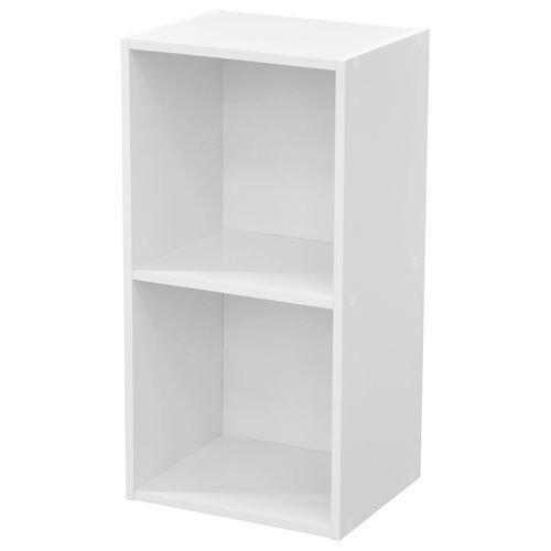カラーボックス 2段 A4ファイル 収納 収納ケース テレワーク 本棚 送料無料 スリム オープンラック おしゃれ 本棚|unit-f|05