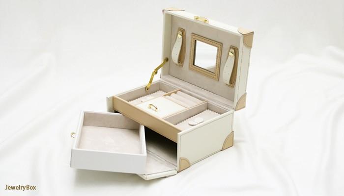 2段式宝石箱