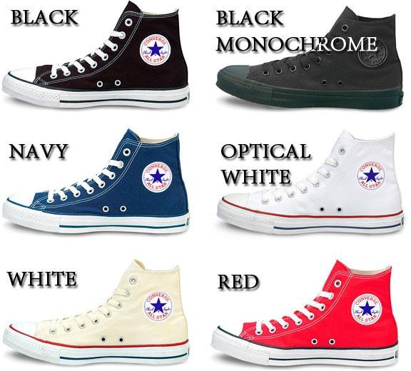 コンバース女性用スニーカー ハイカットシューズ レディース靴 CONVERSE CANVAS ALL STAR HI
