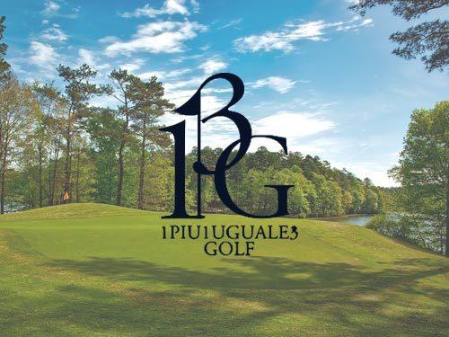 1PIU1UGUALE3 GOLF (ウノピゥウノウグァーレトレ ゴルフ)