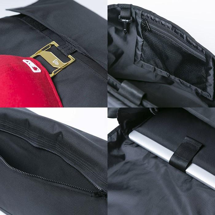 改良版 ニューエラ ショルダーバッグ 黒 9L ブラック メッセンジャーバッグ NEWERA 11556623