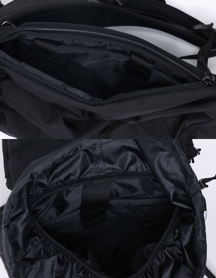 ニューエラ ラックサック ブラック RUCKSACK 28L 大容量 プリントロゴ
