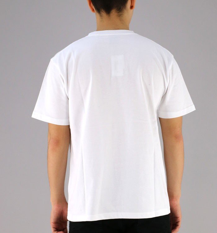 2018新作 ニューエラ NYC Tシャツ ホワイト/ブラック 半袖 NEWERA NEW YORK CITY ロゴ 白Tee 11556743