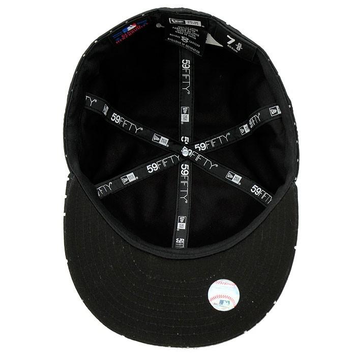 ニューエラ キャップ NEWERA 59FIFTY Polka Dot ポルカドット ニューヨークヤンキース 帽子 CAP