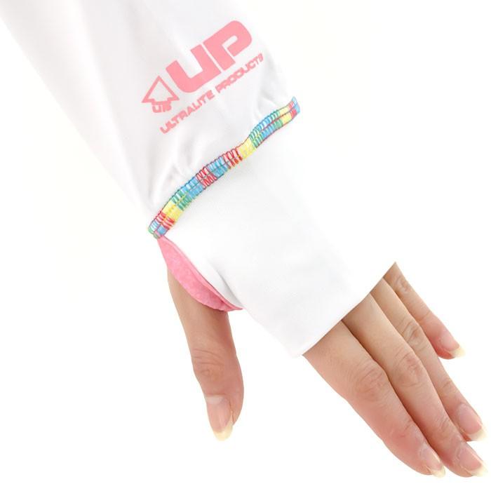 レディースラッシュガード 長袖 プール水着 ジップアップ 紫外線カット 日焼け対策