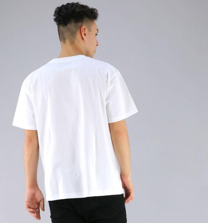 【メール便対応】バンズ Tシャツ VANS 半袖Tシャツ VA18SS-MT14 ロゴT ヒョウ柄ロゴ