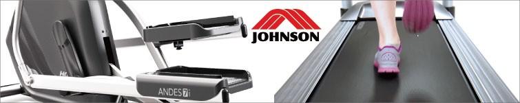 ジョンソン ルームランナー ランニングマシン トレッドミル クロストレーナー スピンバイク