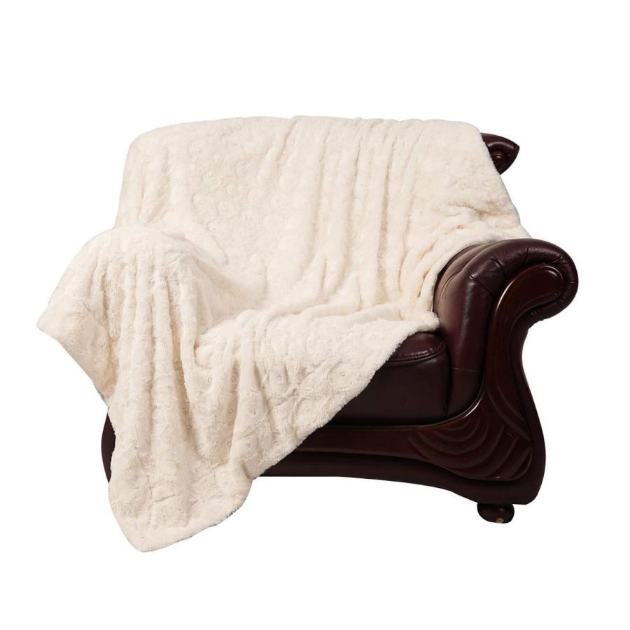 送料無料 毛布 ダブル フェイクファーブランケット エアコン対策 ひざ掛け ふわふわ 柔らかい 肌触りにやさしい マイクロファイバー 130cmx150cm グレー|urazaki2|20