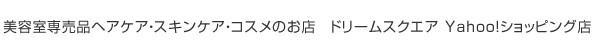 美容専売品ヘアケア・スキンケア・コスメのお店 ドリームスクエアYahoo!ショッピング店
