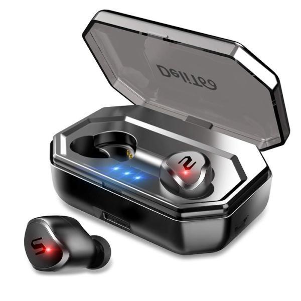 Bluetooth イヤホン 自動ペアリング Bluetooth5.0 ワイヤレスイヤホン タッチ型 高音質 IPX7防水 ブルートゥース イヤホン 完全ワイヤレス 両耳 左右分離型|usamdirect|15