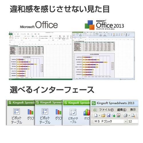 キングソフトオフィス